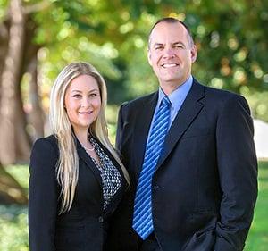 Founders Rob and Jen Loftin